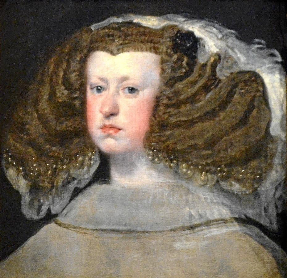 Portrait of Queen Mariana