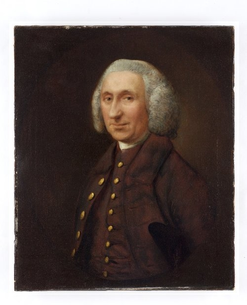 Portrait of Ralph Leycester of Toft Hall, Knutsford, Cheshire