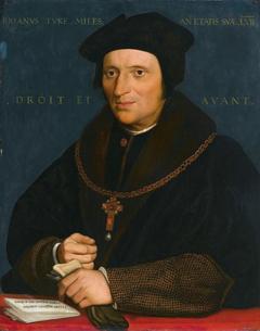Portrait of Sir Bryan Tuke