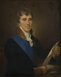 Portrait of Stanisław Wodzicki