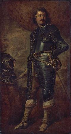 Portrait of the comte de Montrose