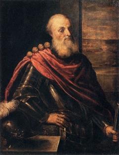 Portrait of Vincenzo Cappello