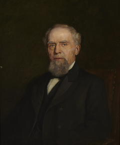 Portrait of William J. Holliday