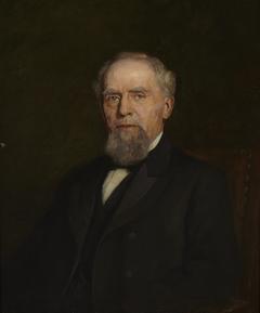 Portrait of William J. Holliday