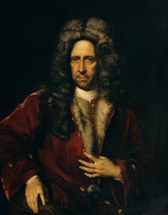 Porträt eines Adeligen (Guido Graf Starhemberg)