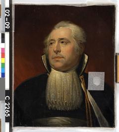 Portret van R.J. Schimmelpenninck
