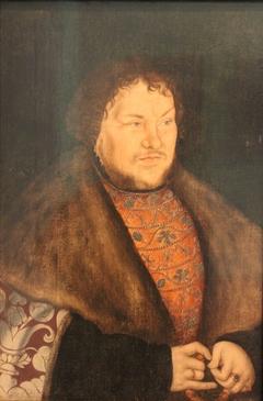 Prince Elector Joachim I of Brandenburg