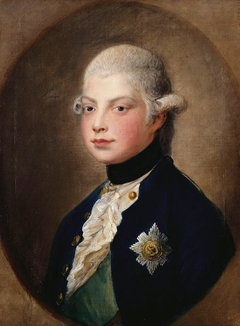 Prince William, later Duke of Clarence (1765-1837)
