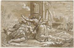 Pyramus en Thisbe