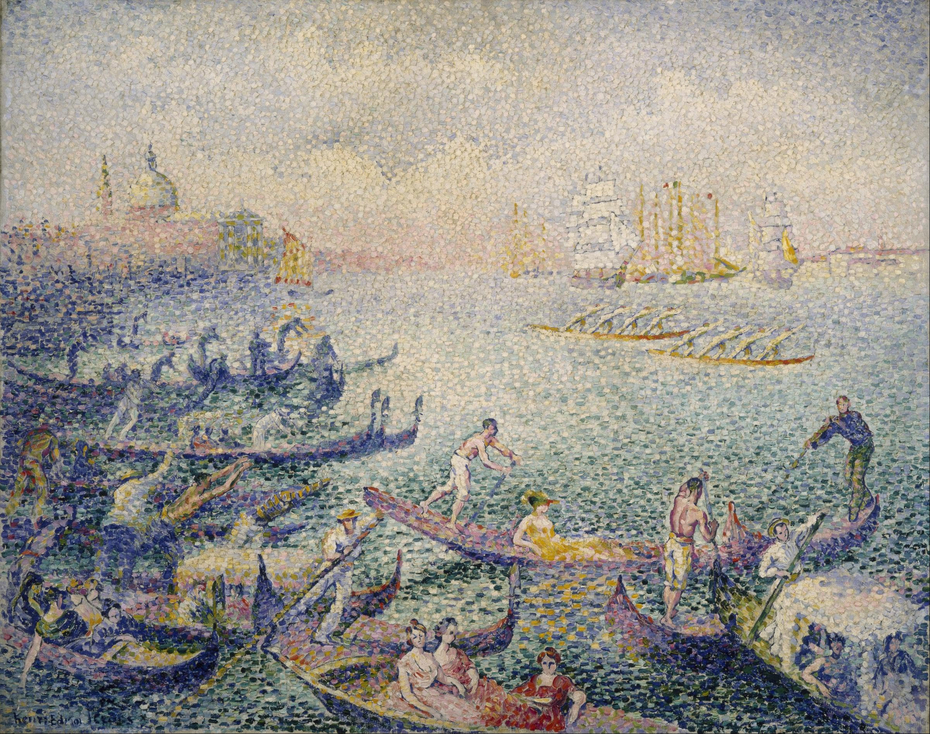 Regatta in Venice