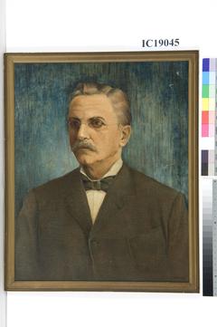 Retrato de Antonio de Toledo Piza
