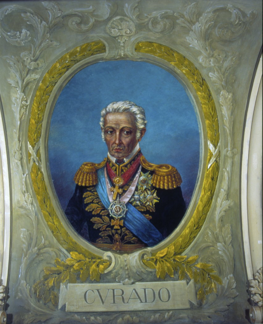Retrato de Joaquim Xavier Curado