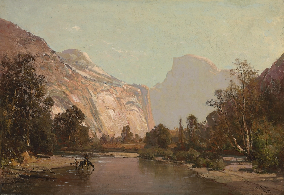 Royal Arches and Domes of Yosemite