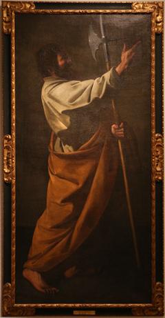 Saint Judas Thaddaeus or Saint Matthew