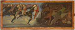 Saint Michael and the Angels at War with the Devil