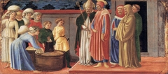 Saints Giusto and Clemente Multiplying the Grain of Volterra