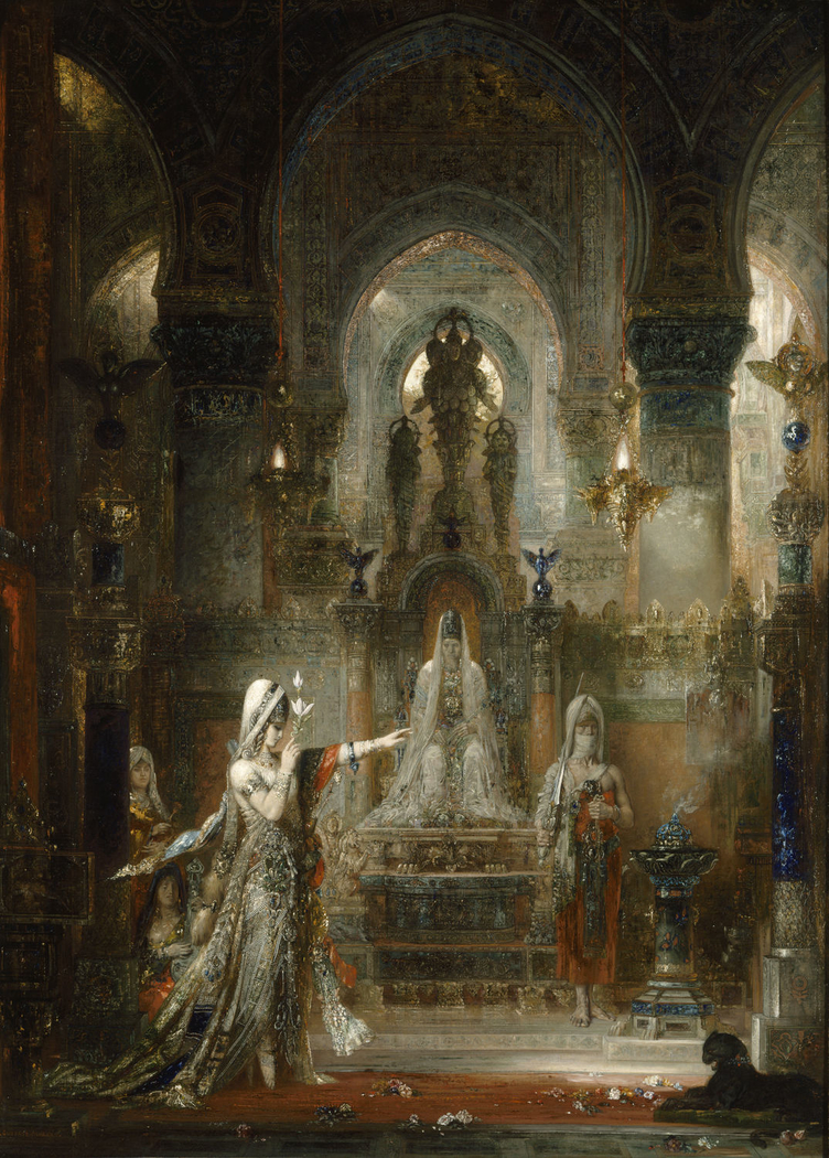 Salomé Dancing before Herod