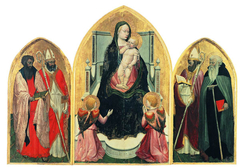 San Giovenale Triptych