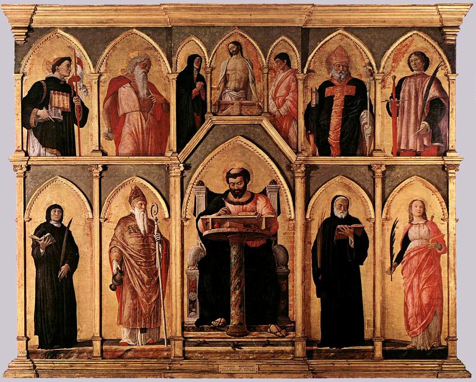 San Luca Altarpiece