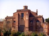 Sant'Agostino, Sienna
