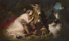 Scene from A Midsummer Night's Dream