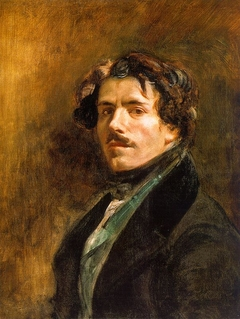 Self-portrait with Green Vest