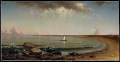 Shore Scene: Point Judith