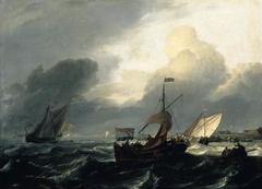 Small Dutch Vessels