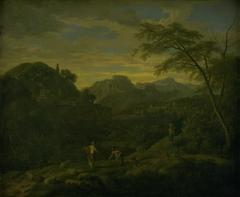 Southern Mountain Scenery