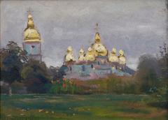 St Michael's Monastery in Kyiv