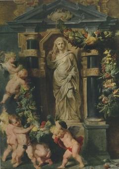 Statue of Ceres