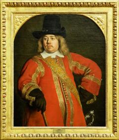 Supposed Portrait of Cornelis Tromp
