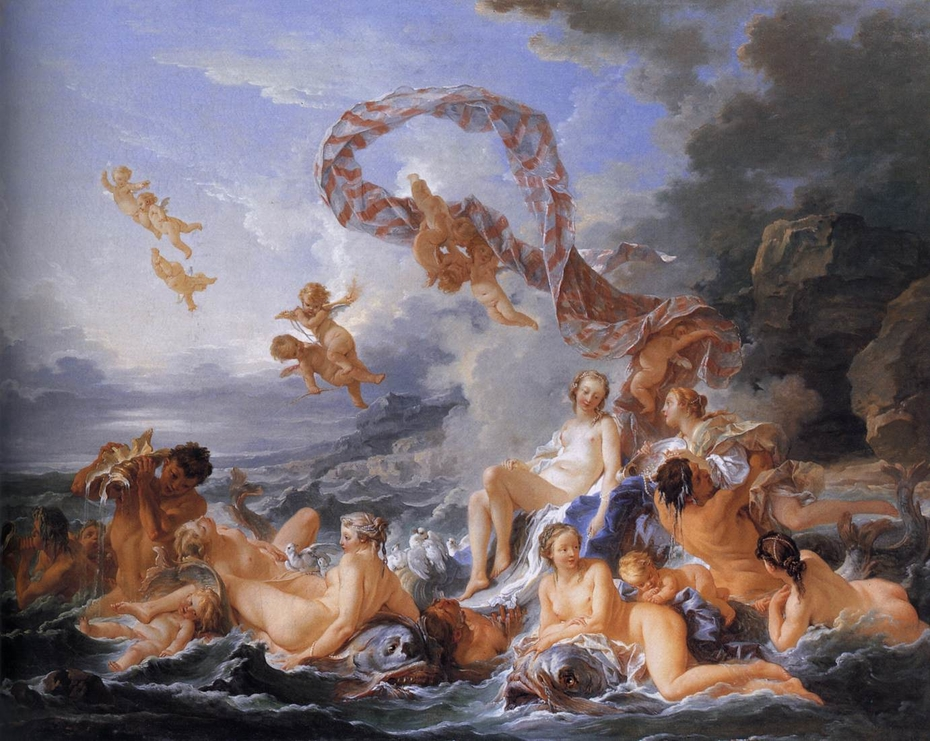 The Birth and Triumph of Venus