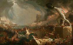 The Course of Empire: Destruction