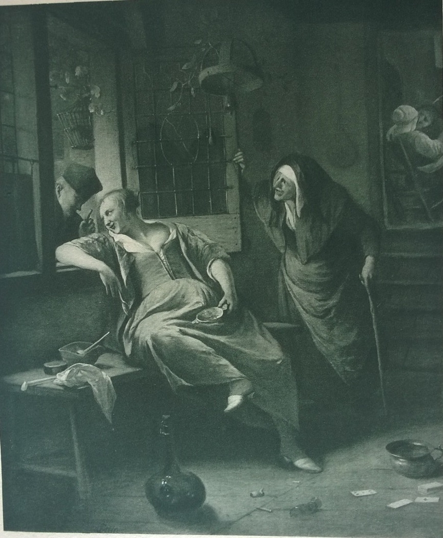 The Courtesan and the Jesuit
