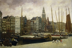 The Damrak, Amsterdam