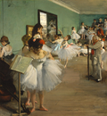 The Dance Class