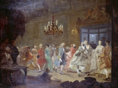 The Dance (The Happy Marriage ?VI: The Country Dance)