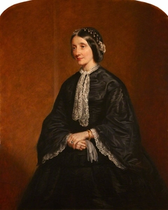 The Hon. Harriet Margaret Maxwell, Viscountess Bangor (1805-1880)