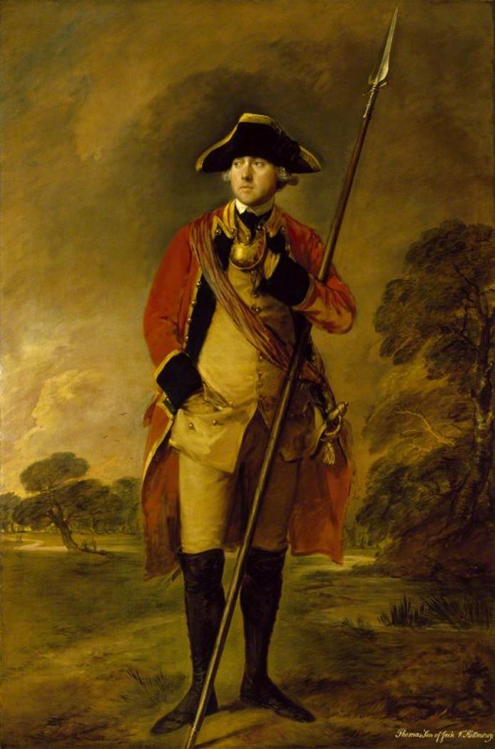 The Hon. Thomas Needham (d. 1773)