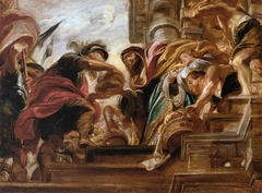 The Meeting of Abraham and Melchisedek