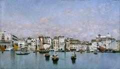 """The """"Riva degli Schiavoni"""" in Venice"""