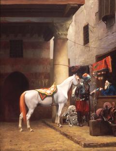 The Saddle Bazaar, Cairo