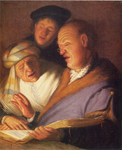 The Three Singers (Hearing)