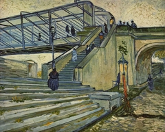 The Trinquetaille Bridge