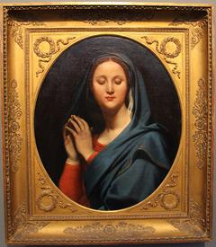 The Virgin of the Blue Veil
