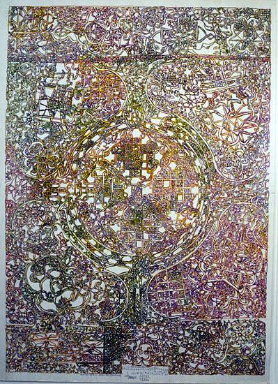 Untitled (Gedewon Talishman)