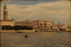 Venice from the Dogana