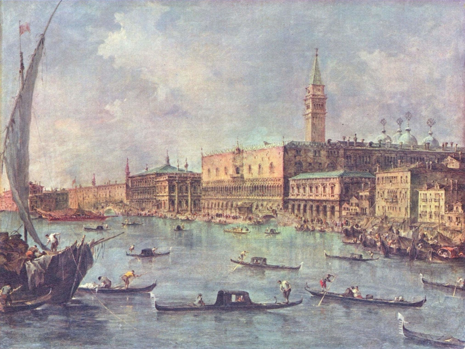 Venice: The Doge's Palace and the Molo