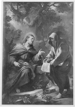 Versuchung Christi in der Wüste